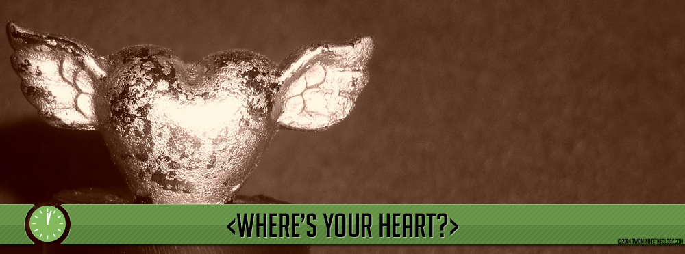 Open: Where's Your Heart?