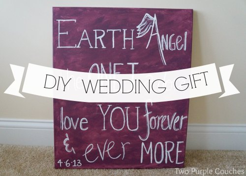 Medium Of Diy Wedding Gifts