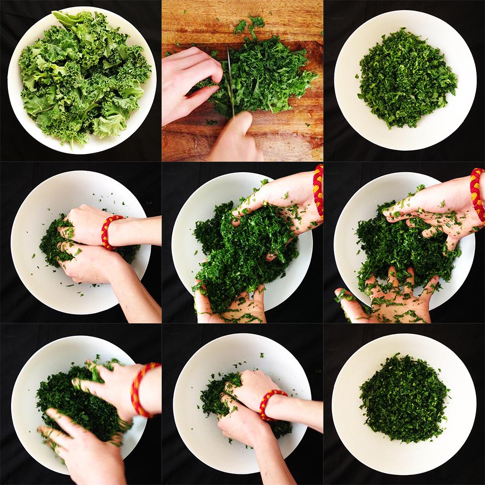 kale barley chickpea salad 18