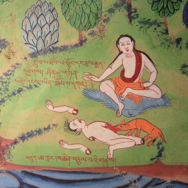 lower center left - bdud ma hrang kha
