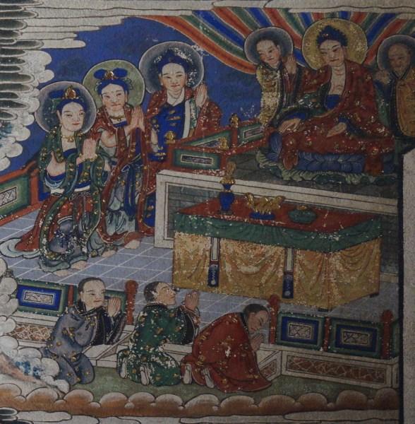 fozhuan 2 worship