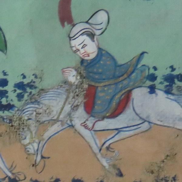 lower center palace - mtha' yi rgyal phran - detail 02