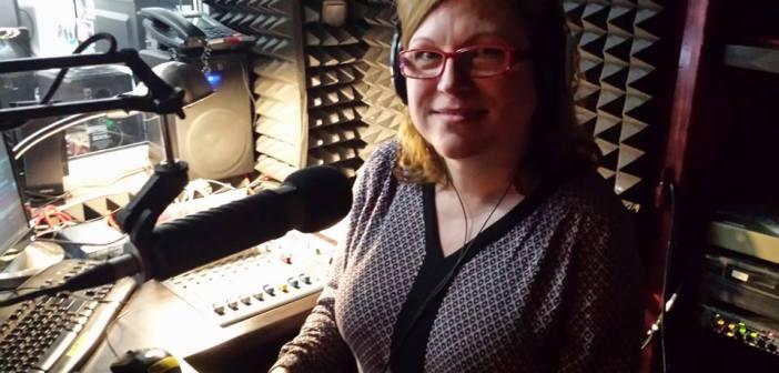 Beata w Radio Praga