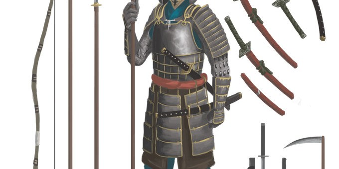 Kaigaku Arms and Armour