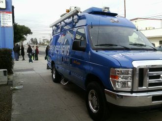 06 KABC Eyewitness News Van