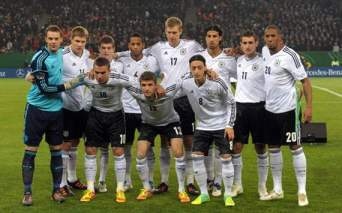 156445hp2 Ecuador v Germany Football Match   29.05.2013   International Friendly