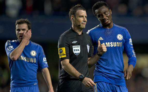 John Obi Mikel,Juan Mata,Chelsea