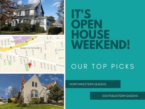 Medium Of Open Houses This Weekend