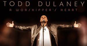 Todd Dulaney-A Worshipper's Heart-Album cover art (1)