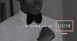 TimBowmanJr_LISTEN_COVER