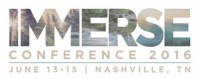 Anthony Brown, William McDowell and VaShawn Mitchell confirmed for IMMERSE 2016