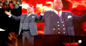 during MegaFest in Dallas on August 29, 2013. (Courtesy of The FrontPage Firm)