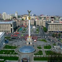 Capitale Ucraina Kiev