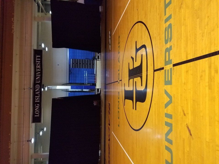 LIU Basketball Court