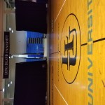 LIU Basketball Court