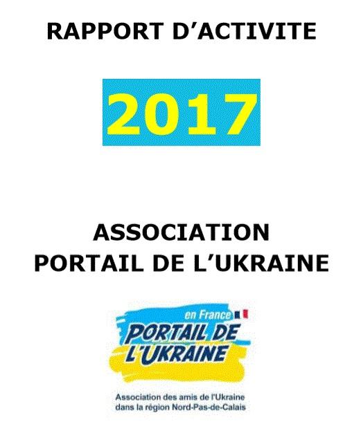 Notre rapport d'activité 2017