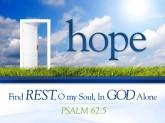 hope rest