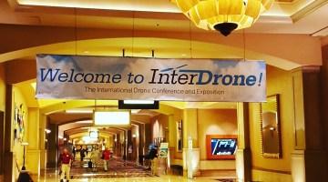 interdrone drone uav conference