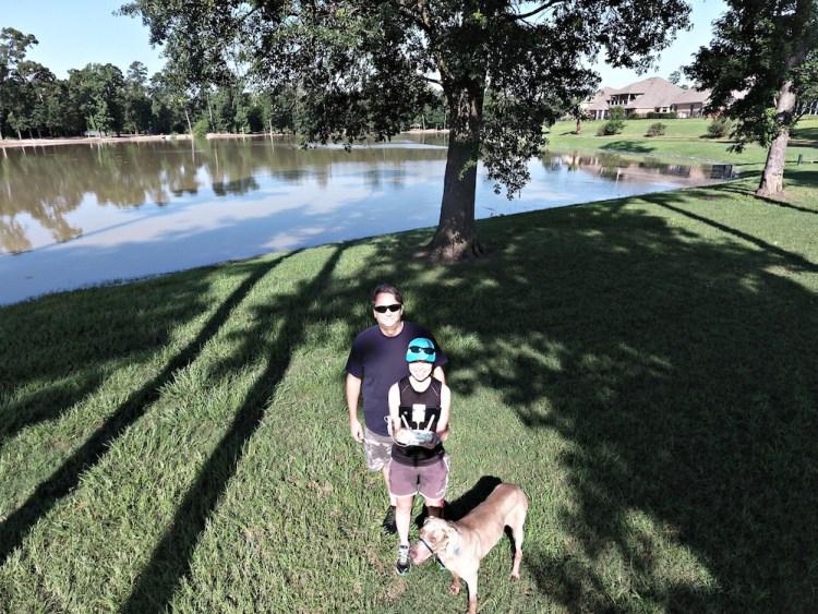 Tina Forest Oaks Park