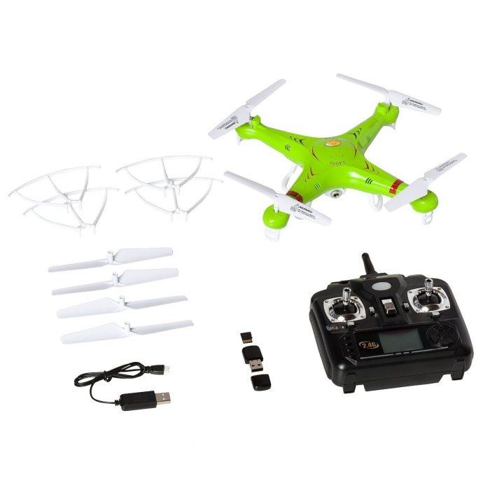 syma x5c cheap drone