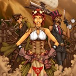 Steampunk RPG