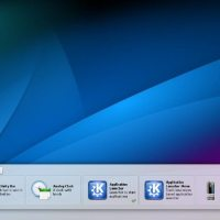 kubuntu 14-04 widget selection