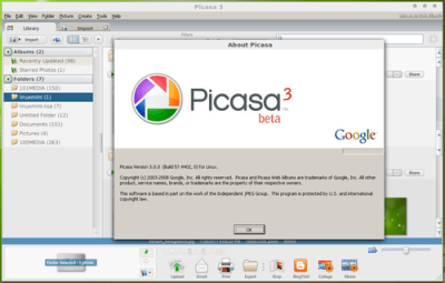 picasa for linux - ubuntu