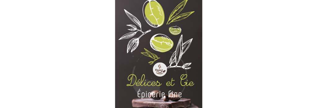 Visuel Partenaire - Logo Delices et Cie