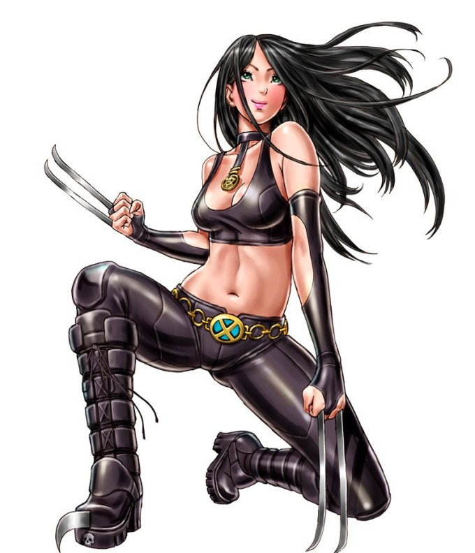 marvel-comics-x-23-bishoujo-statue-art