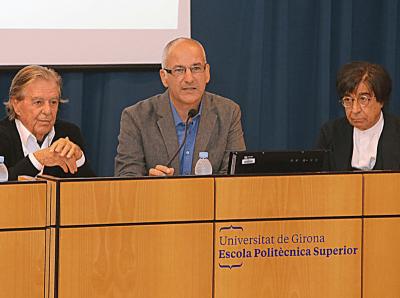 Ricardo Bofill, Quim Salvi, Carles Ferrater (foto EPS)