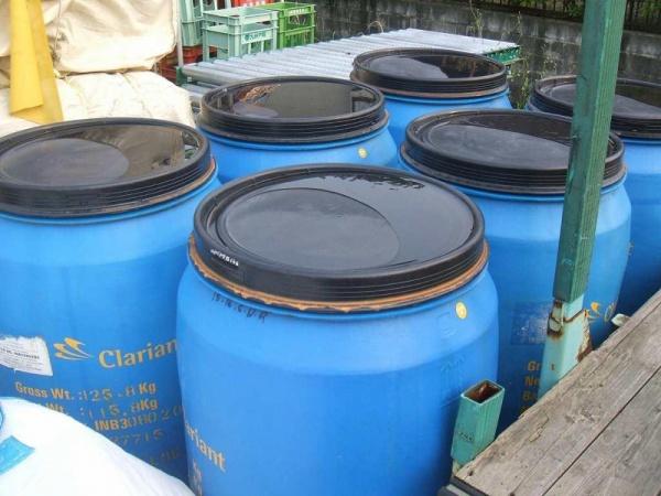 プラスチックドラム缶
