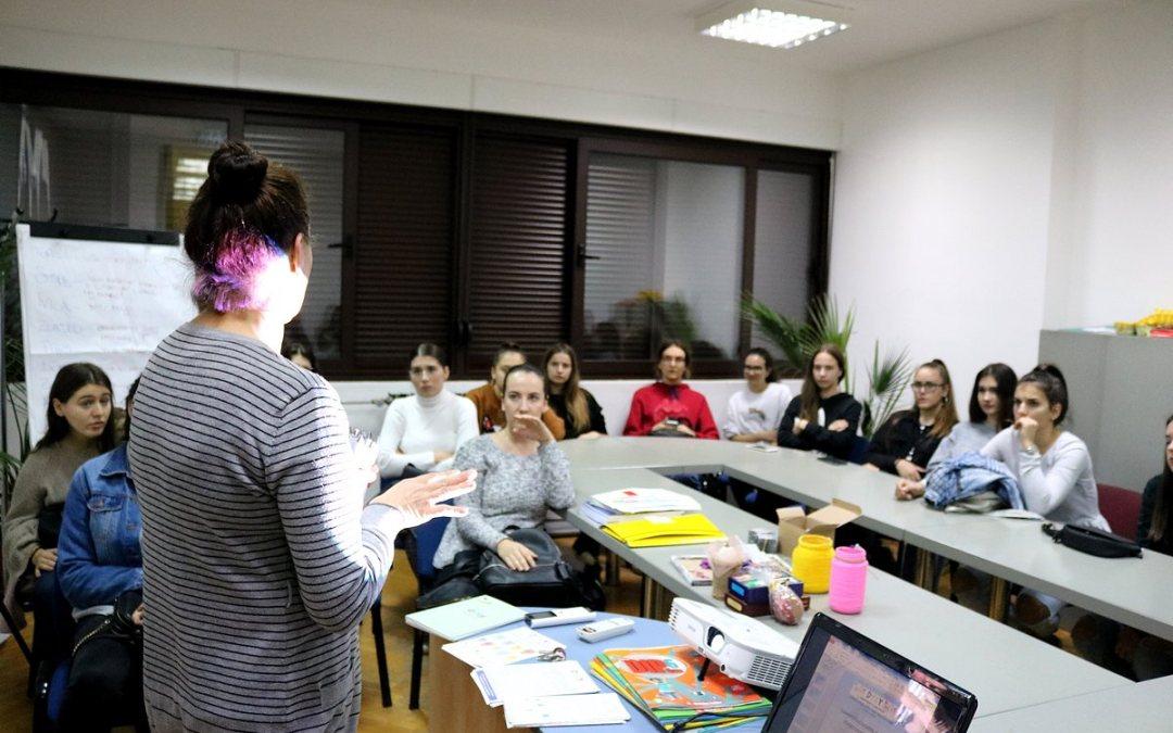 Projekt: Rana detekcija specifičnih teškoća kod djece