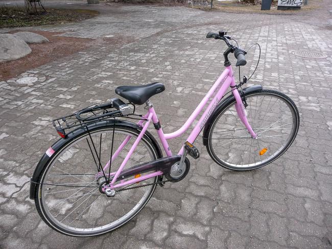 Jyväskylä günstig mit dem Fahrrad erkunden - Tagesmiete 10 Euro.