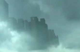 Floating City China
