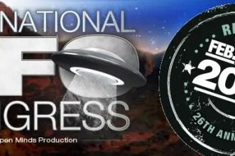 International UFO Congress Banner