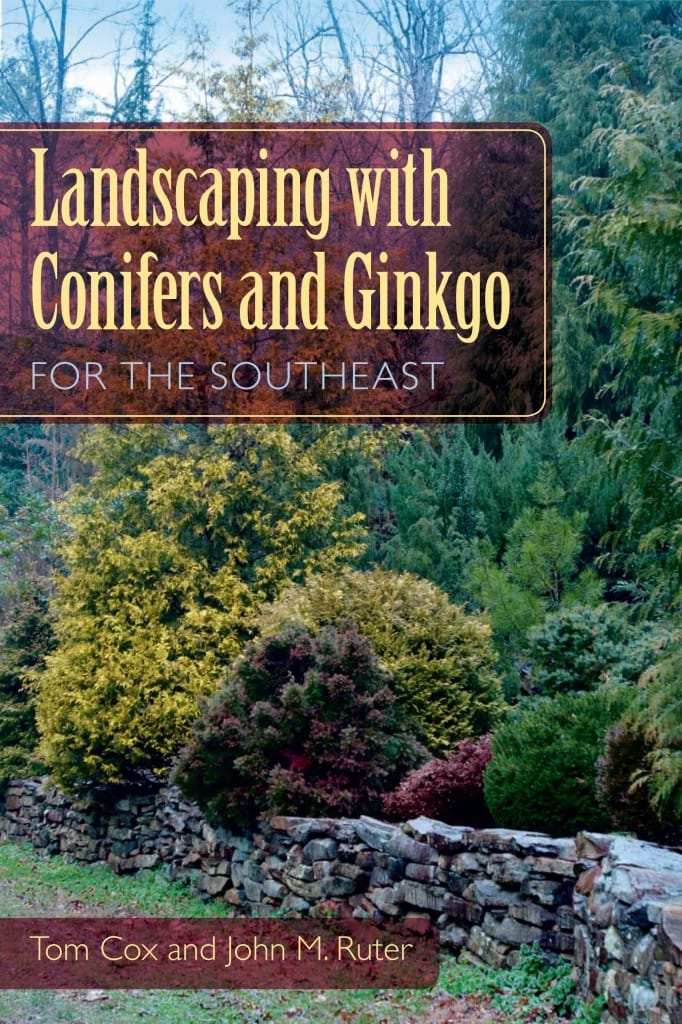 conifers book Cox and Ruter