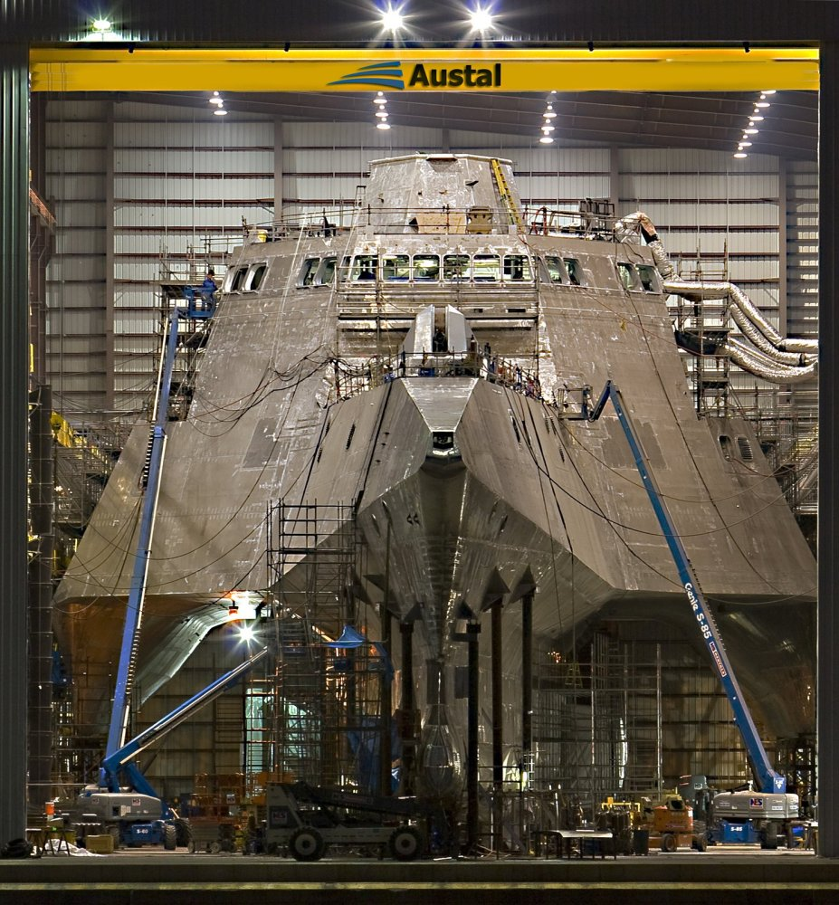 USS Independence (LCS-2) (Updated) (1/6)