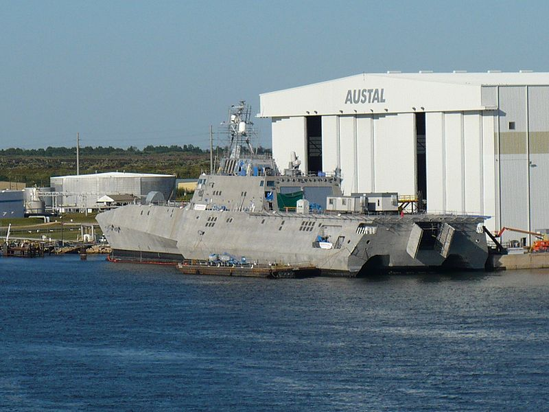 USS Independence (LCS-2) (Updated) (4/6)
