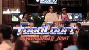 "Teenburger (Ghettosocks + Timbuktu)  ""Food Court"" f. Saidah C"