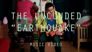 "The Uncluded (Aesop Rock and Kimya Dawson) – ""Earthquake"""
