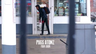 "Pugs Atomz – ""Four Door"" feat. Race Bannon Prod. by SoulParlor"