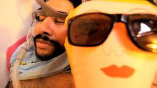 """VIDEO: Grizzly Gato feat. Homeboy Sandman – """"Finding A New Balance On A Boogie Board"""""""