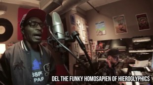 "VIDEO: ""Rise Up"" feat. Del the Funky Homosapian, Murs, Fashawn, Quest Love, Black Thought & Domino"