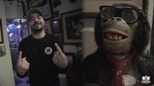 VIDEO: Aesop Rock – Lazy Eye: Live from the Peculiarium