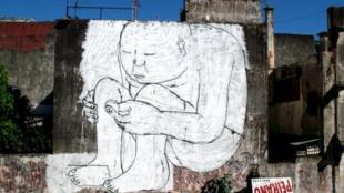 MUTO – Graffiti Animation by BLU