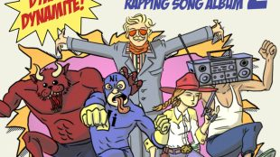Grandpa Funnybook's Mix​-​Tapingly Arranged Rapping Song Album 2: Dyadic Dynamite!