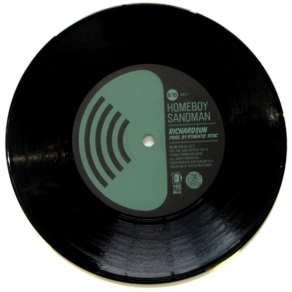 Homeboy Sandman &amp; Jaylib Split 7-inch