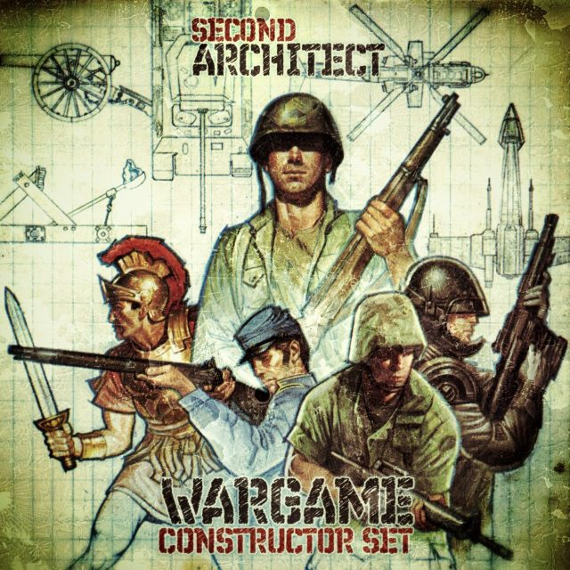 Second Architect (Stilz & Mantrakid) - Wargame Constructor Set