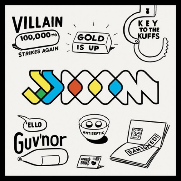 JJ Doom (Jneiro Jarel and MF Doom) - Key to the Kuffs