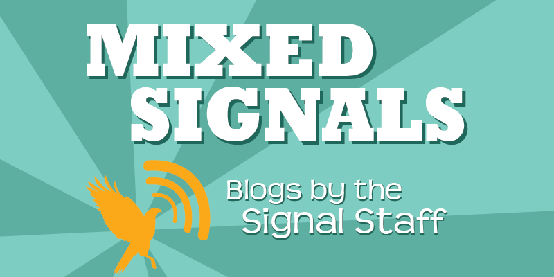 Mixed Signals blog category